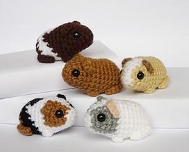 Newborn guinea pig pattern by Kati Galusz | Future readings or ponderings | Scoop.it