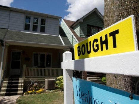 Canadian housing market not too hot, not too cold | REAL ESTATE & OTHER NEWS | Scoop.it