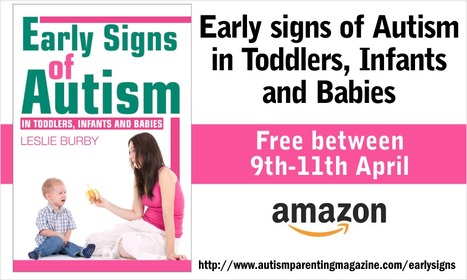 We are giving away our book: Early Signs of Autism in Toddlers | Siblings on spectrum | Scoop.it