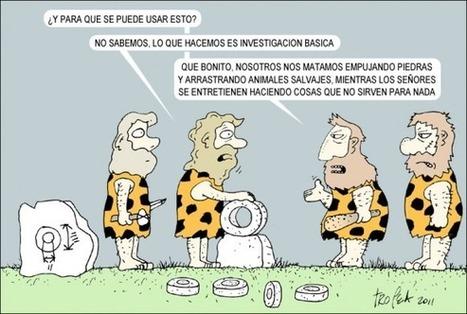Los problemas del I+D+i en la antiguedad | Humor racional | Scoop.it