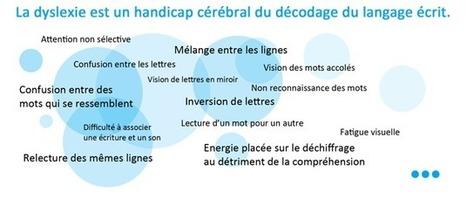 Mobidys, vers des ebooks nativement accessibles aux dyslexiques | Édition et livres jeunesse | Scoop.it