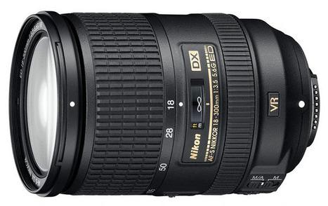 Nikon AF-S DX Nikkor 18-300mm f/3.5-5.6G ED VR lens leaks in Europe | Photography Gear News | Scoop.it