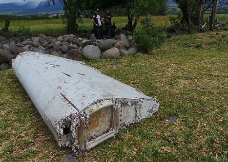 MH370 search: plane debris 'will be shipped to Toulouse' | Toulouse La Ville Rose | Scoop.it