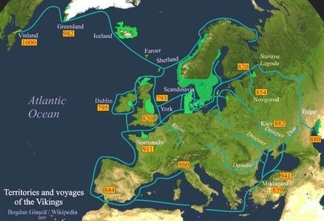 Explaining Viking Expansion   Scandinavian runic inscriptions in Viking Britain and Ireland   Scoop.it