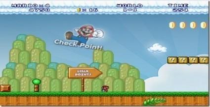 3 jeux gratuits pour jouer à Super Mario sur un PC | PlomberieBiz | Scoop.it