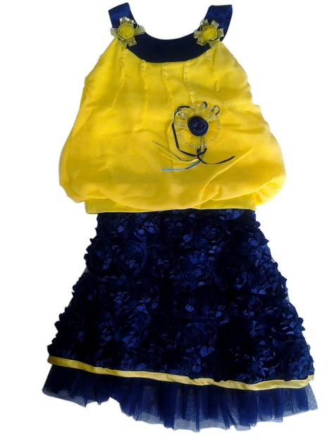 Kids dresses baby clothing girls stylish Party Dress Midi | Free ads in India | Scoop.it