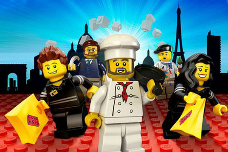 Lego ouvrira son premier flagship parisien au Forum des Halles | Retail Intelligence® | Scoop.it