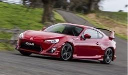 Toyota GT86 Extreme Test | Celebrity World | Scoop.it