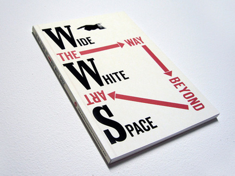 The Way Beyond Art: Wide White Space | P r o u n s : {exhibitions}  [graphic design] | Scoop.it