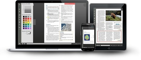 ActiveTextbook | Interactive Textbook Software from Evident Point | Digitale Gesellschaft & Bildung | Scoop.it