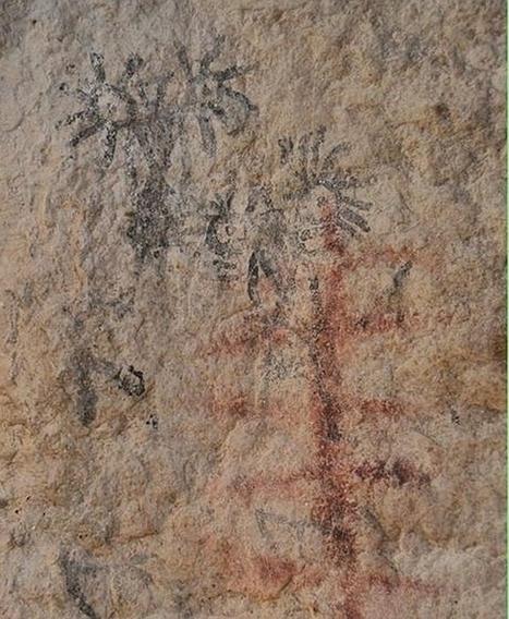 Encontradas en una cueva de Yéchar (Murcia) nuevas pinturas rupestres | Arqueología, Historia Antigua y Medieval - Archeology, Ancient and Medieval History byTerrae Antiqvae (Blogs) | Scoop.it
