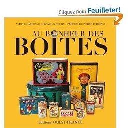 Brocante 1515: Au bonheur des boîtes | Collection de boite en fer | Scoop.it