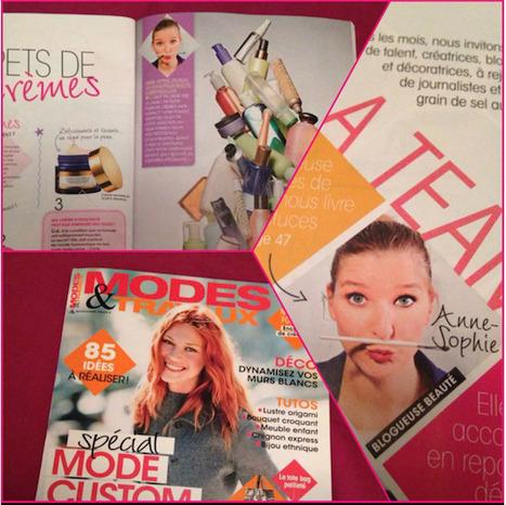 [Mode&Travaux] Dans la team Beauté ! | Revue de Presse Les Envies de Georgette | Scoop.it