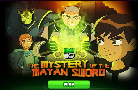 The Mystery Of The Mayan Sword - Play Your Best Ben 10 Games | Ben 10 Games | Spiderman Games | Transformers Games | Scoop.it