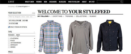 Lyst's Secret to Social Commerce Sales: Content + Commerce Curation | Content Curation Tools | Scoop.it