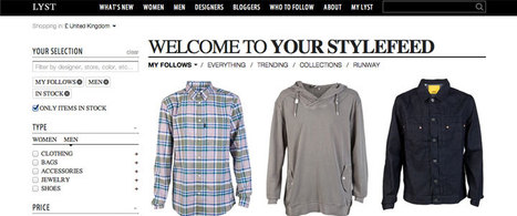 Lyst's Secret to Social Commerce Sales: Content + Commerce Curation | Social Commerce Today | Co-creation 90:10 Group | Scoop.it