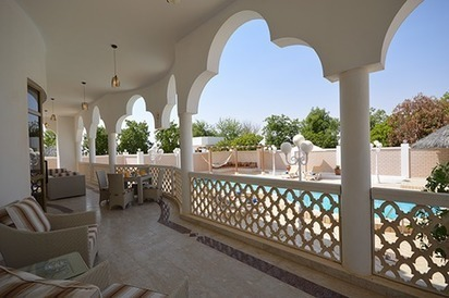 Liwa Oasis in Abu Dhabi is an Amazing Phenomena for Travellers | Hotels | Scoop.it
