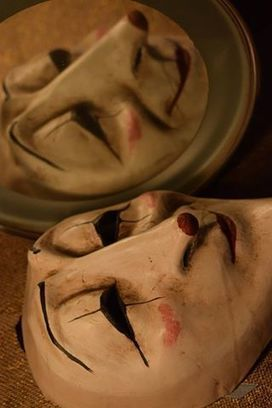 Circus - Mascaras | Facebook | Circus | Scoop.it