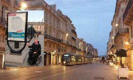 Bordeaux : une ville facile à vivre avec un handicap   Idées responsables à suivre & tendances de société   Scoop.it