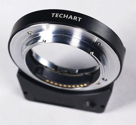 Bonus Hors-série optiques : Bague TechArt Pro LM EA-7, le miracle de (...) - Le Monde de la Photo | Partage Photographique | Scoop.it
