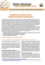 La résilience au Sahel, quelles capacités? | Questions de développement ... | Scoop.it