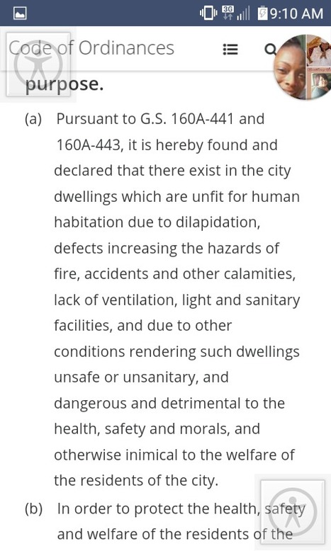 Why Is the City of Wilson,NC not' condemning' houses their own code fine not habitable to be lived in? | LANDLORD & Tenant Abused, Misused and even some murdered In unusual ways with the help of their connections | Scoop.it