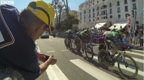 Fan spends $32,000 on Tour de France BBC Video | Brainfriendly motivating comprehension resources for ESL EFL learners | Scoop.it