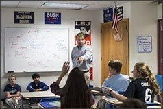 For Teachers, Election 2016 Is a Fraught Subject | Social Studies Education | Scoop.it