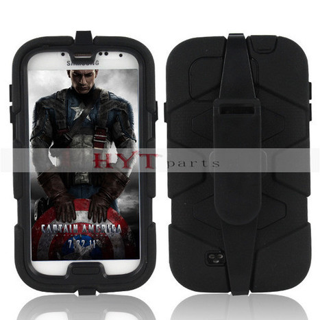 Stylish Heavy Duty Protective Case for Samsung Galaxy S4 I9500 | Fixing or DIY our cell phones by ourselves | Scoop.it