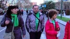 Universitarios españoles toman calles para decir no a decreto 3+2 (VIDEO) | La R-Evolución de ARMAK | Scoop.it