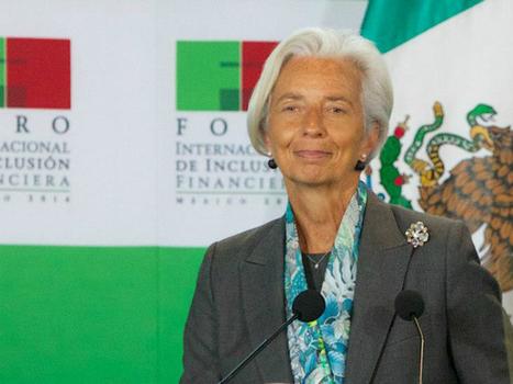 Inclusión financiera, clave contra la desigualdad: Lagarde :: El ...   Inclusion Financiera en Latinoamerica   Scoop.it