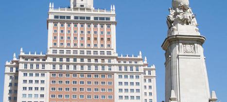 Chinos, mexicanos y brasileños pujan por el histórico Edificio España - Noticias de Empresas   Spain Real Estate & Urban Development   Scoop.it