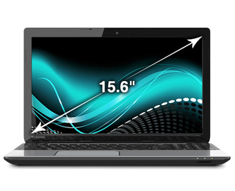 Toshiba Satellite L50-AST3NX3 Review - All Electric Review | Laptop Reviews | Scoop.it
