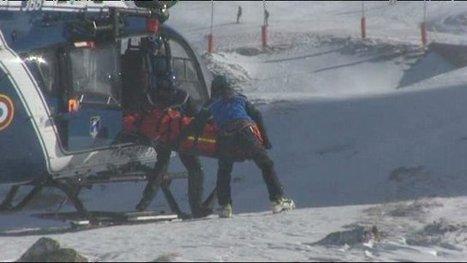Le manque de neige ne diminue pas les risques en montagne - France 3 Midi-Pyrénées | Vallée d'Aure - Pyrénées | Scoop.it