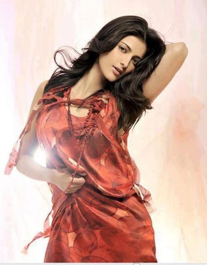 Shruti Haasan latest shoot - Telugu Cinema Talks   tollywood actors gallery   Scoop.it