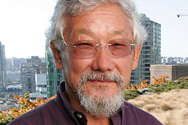 Climate change debate muddied by confusion and doubt, says David Suzuki   Sustain Our Earth   Scoop.it