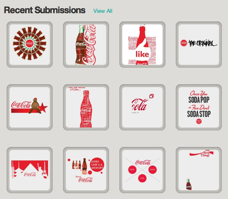 Designers, Here's Your Chance to Work With Coke's Logo [Updated] | Vibe - bringing life to brands | Scoop.it