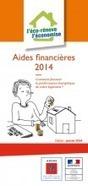 Aides financières pour les particuliers - Guide ADEME national 2014 | Energivie.info | ENR | Scoop.it