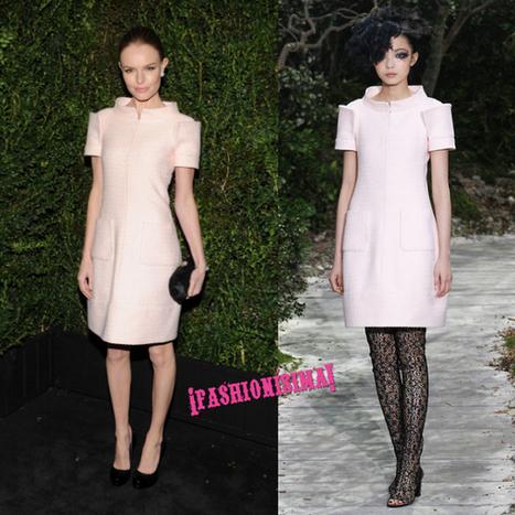 Todas las celebrities de Chanel en la cena previa a los Oscars | DShopping | Agrega tu blog de moda | DShopping | Scoop.it
