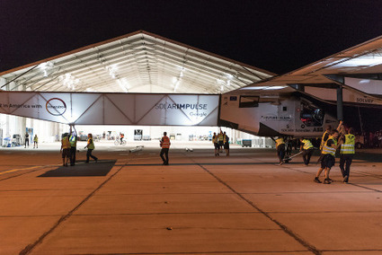 Come discover Solar Impulse in Phoenix! | Aviation & Airliners | Scoop.it