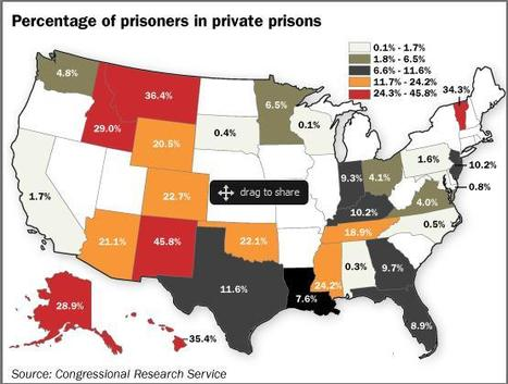 South Texas prison closes amid private prison woes | Criminology and Economic Theory | Scoop.it