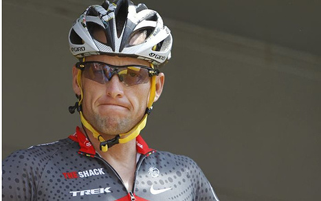 Lance Armstrong book to be amended for UK - Telegraph | Metaglossia: The Translation World | Scoop.it