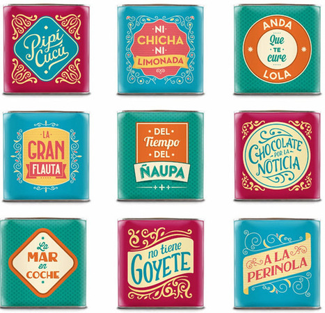 Solar Cookie Tins on Packaging of the World - Creative Package Design Gallery | Graphic design | Scoop.it