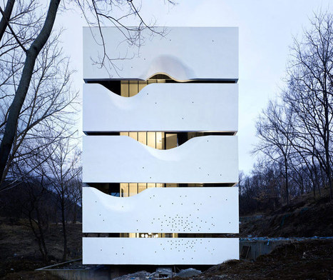 AZL architects: CIPEA number 4 blockhouse, nanjing, china | Architecture and Design | Scoop.it