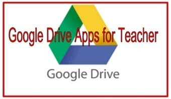 A Comprehensive Collection of Some of The Best Google Drive Add-ons for Teachers and Educators ~ Educational Technology and Mobile Learning | Digital Classrooms | Scoop.it