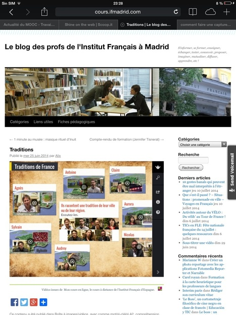 Traditions | Régions de France | TICE EN FRANÇAIS | Scoop.it