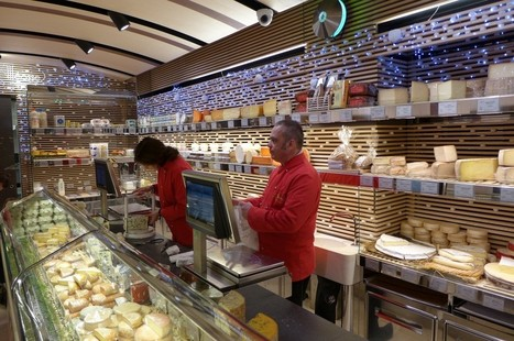 Paris 17e: mon fromage chez Alléosse | The Voice of Cheese | Scoop.it