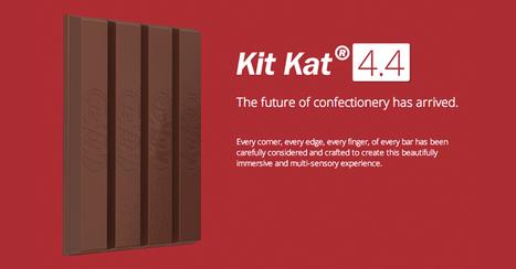 Kit Kat takes Android branding a bit too seriously   Brand blah blah.   Scoop.it