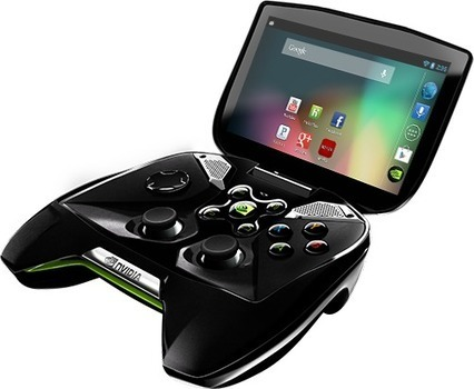 """NVIDIA releases """"tear-down"""" (a.k.a. explosion) video for SHIELD gaming-tablet 
