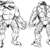 That fourth Ninja Turtles movie could have also given us Super Splinter and Raptor Raphael   Animation News   Scoop.it